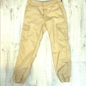 Tommy Hilfiger jogger style cargo pants